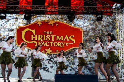 Christmas Factory Event