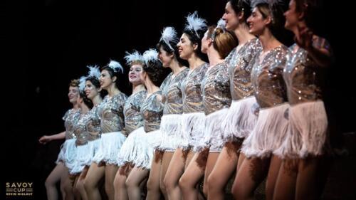 Rhythm Hoppers' Chorus Line